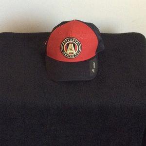 Atlanta United FC Black and Red Cap
